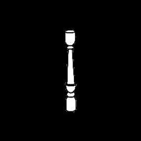 Балясина из мрамора — тип 2