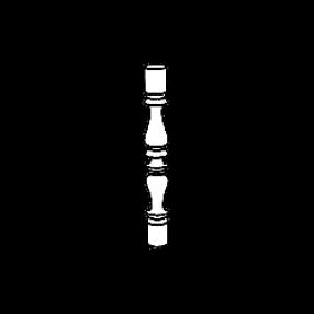 Балясина из мрамора — тип 3