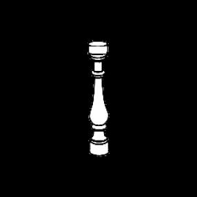 Балясина из мрамора — тип 5