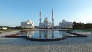Белая мечеть г. Болгар