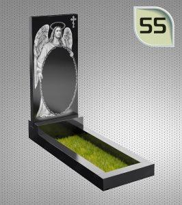 Памятник – 55