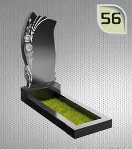 Памятник – 56
