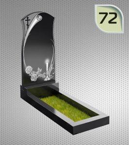 Памятник – 72